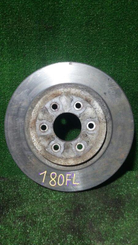 Тормозной диск Nissan Pathfinder R51 YD25 2006 передний левый