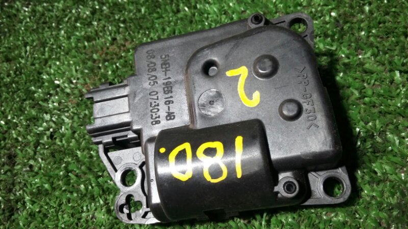 Моторчик заслонки отопителя Nissan Pathfinder R51 YD25 2006