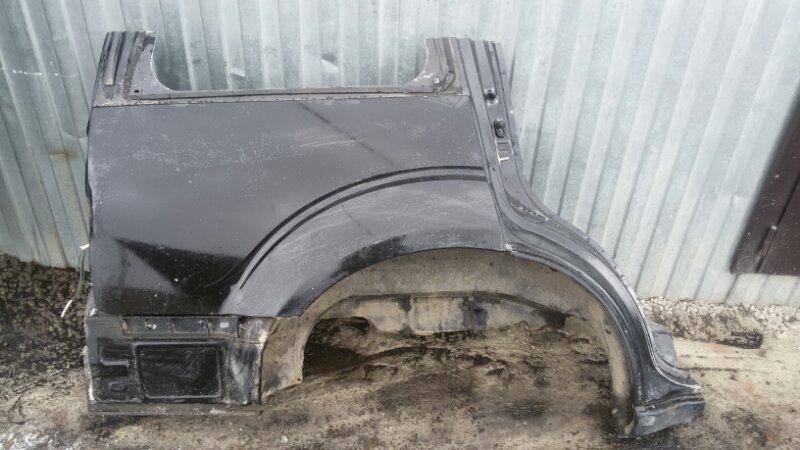 Крыло Nissan Pathfinder R51 YD25 2006 заднее правое