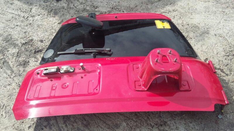 Дверь багажника Honda Cr-V RD1 B20B 2001