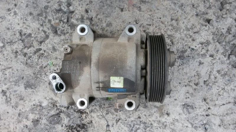 Компрессор кондиционера Nissan Pathfinder R51 YD25 2006
