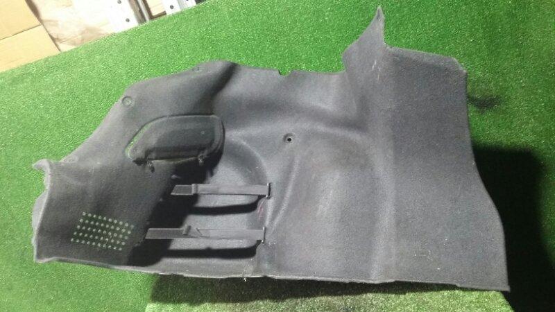 Обшивка багажника Hyundai Solaris G4FA 2014 задняя левая