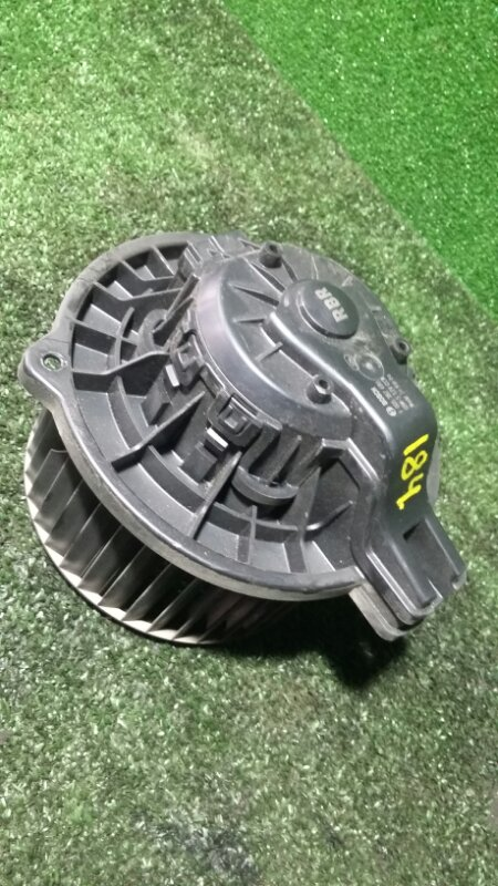 Мотор печки Hyundai Solaris G4FA 2014