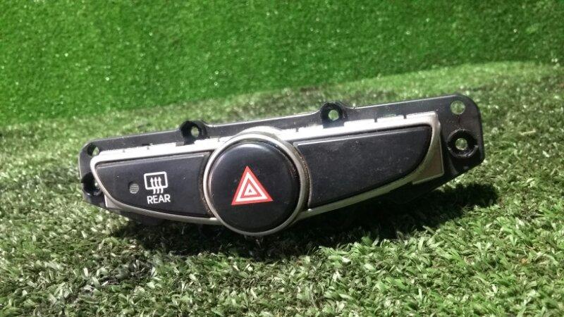 Кнопка аварийной сигнализации Hyundai Solaris G4FA 2014