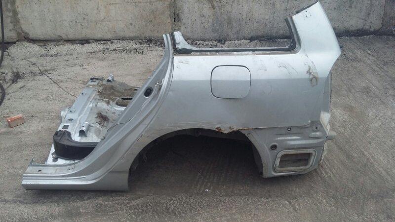 Крыло Toyota Corolla Fielder ZZE122 1ZZ-FE 2005 заднее левое