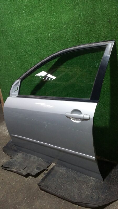 Дверь Toyota Corolla Fielder ZZE122 1ZZ-FE 2005 передняя левая