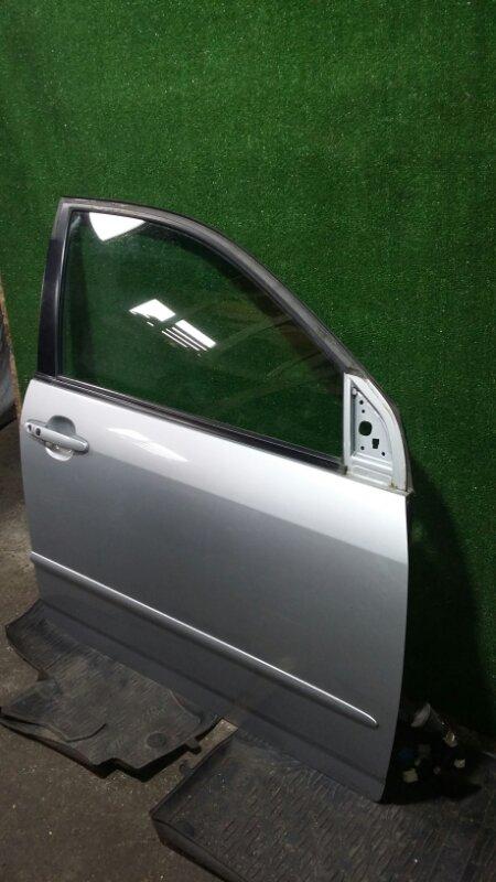 Дверь Toyota Corolla Fielder ZZE122 1ZZ-FE 2005 передняя правая