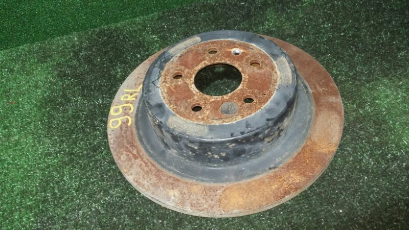 Тормозной диск Chery Tiggo T21 SQR484F 2014 задний