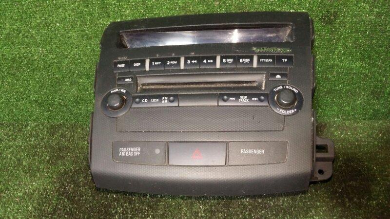 Магнитофон Mitsubishi Outlander Xl CW5W 4B12 2007