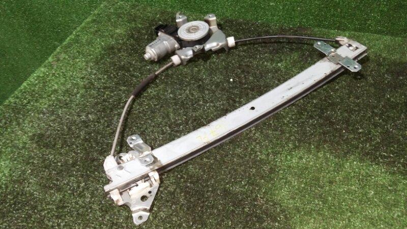 Стеклоподъемник Nissan Almera G15 K4MF496 2016 передний левый