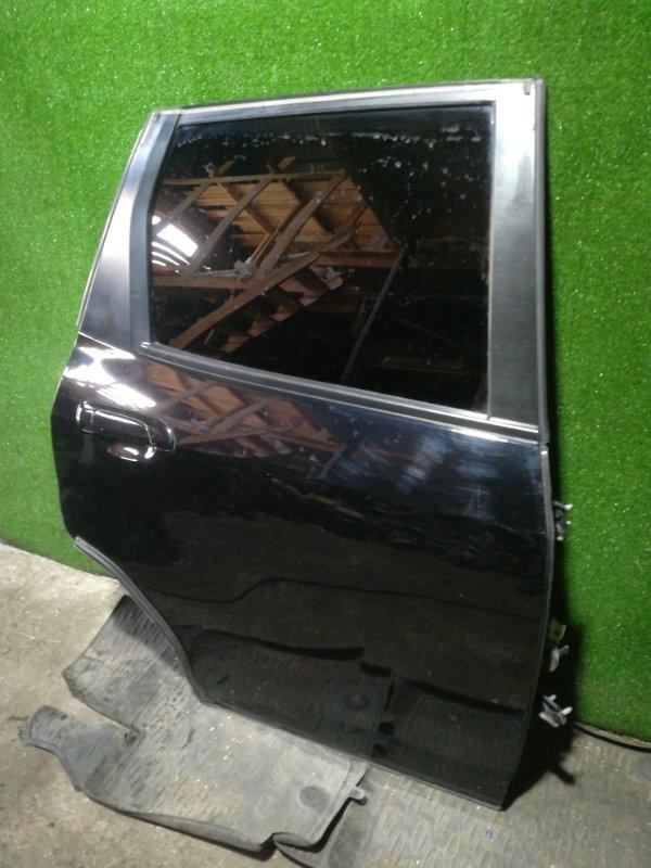 Дверь Honda Fit GD1 задняя правая
