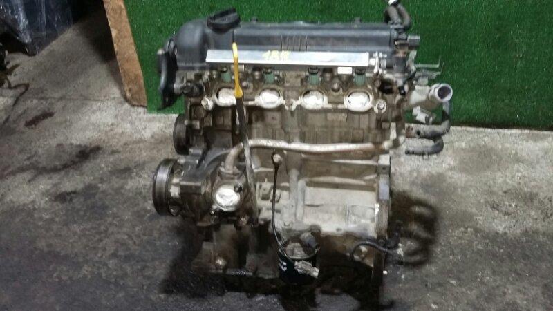 Двигатель Hyundai Solaris G4FA 2014