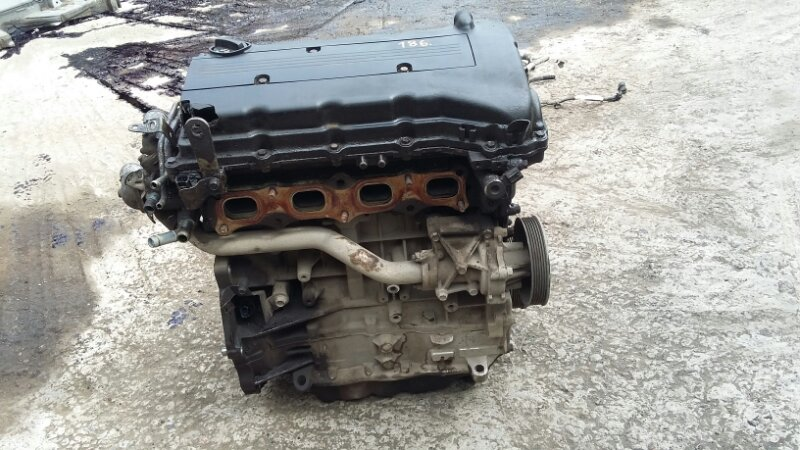 Двигатель Mitsubishi Outlander Xl CW5W 4B12 2007