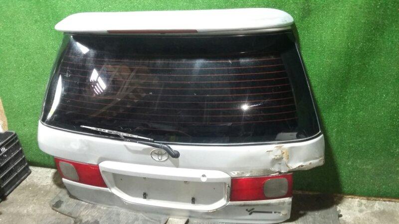 Дверь багажника Toyota Ipsum SXM10 3S-FE 1998