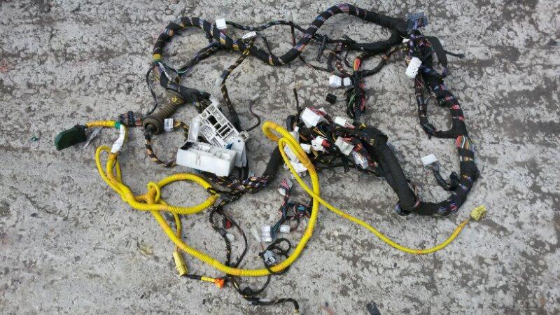 Электропроводка Nissan Nv200 VM20 HR16DE 2009