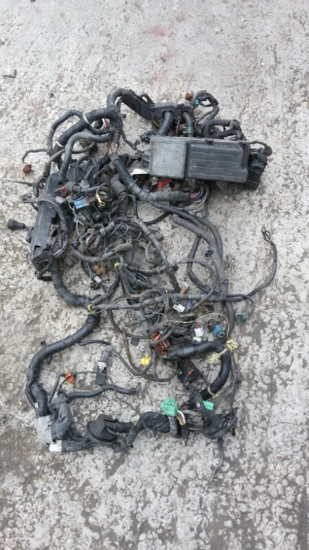 Электропроводка Honda Inspire UC1 J30A 2003