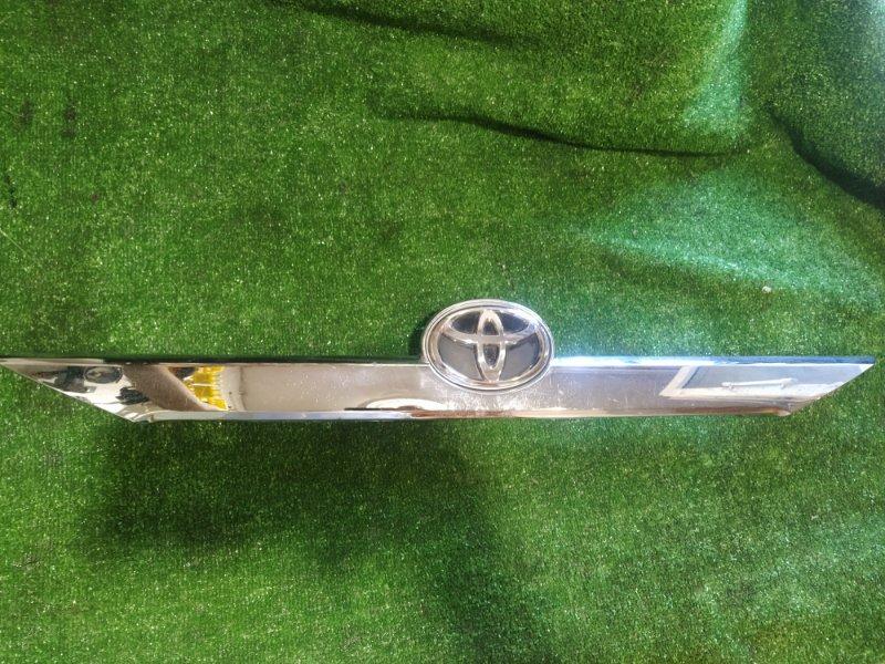 Накладка багажника Toyota Camry ASV50 2012