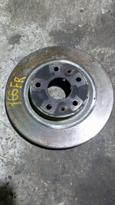 Тормозной диск Lifan X60 215800 LFB479Q 2013 передний