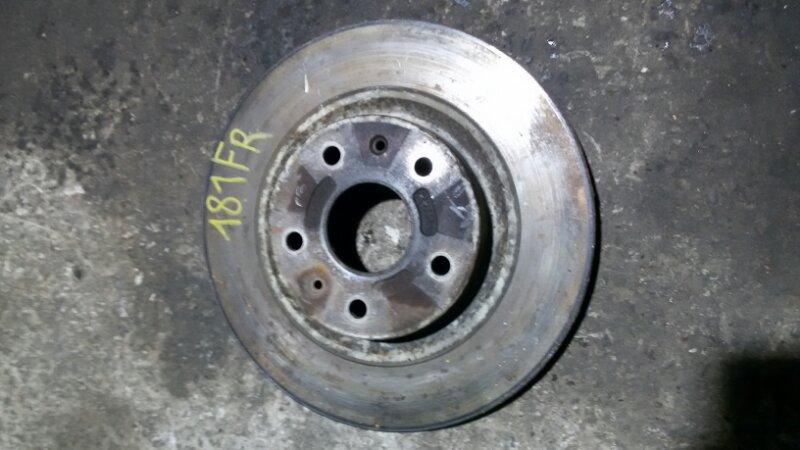 Тормозной диск Lifan X60 215800 LFB479Q 2016 передний