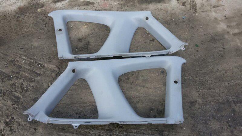 Пластик салона Toyota Ipsum SXM10 3S-FE 1998 задний