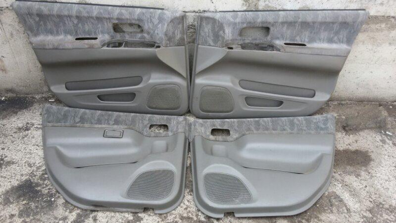 Обшивка двери Nissan R'nessa N30 SR20DE 1997