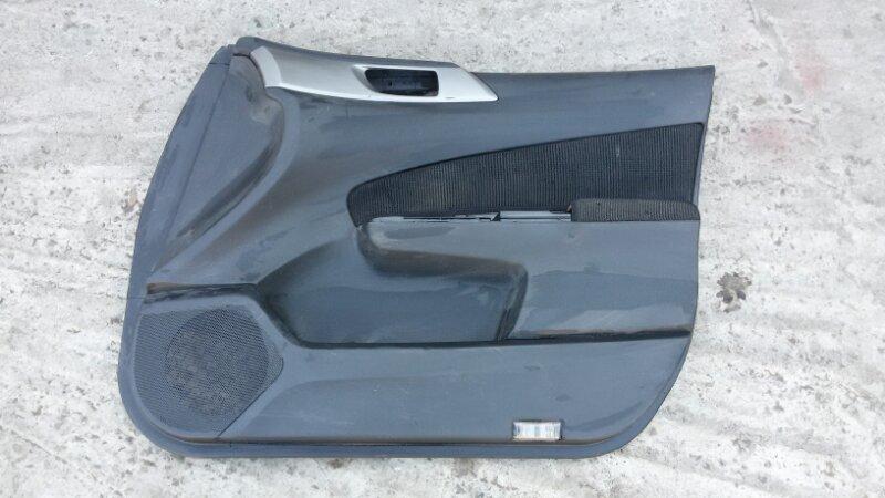 Обшивка двери Subaru Forester SH 2009 передняя правая