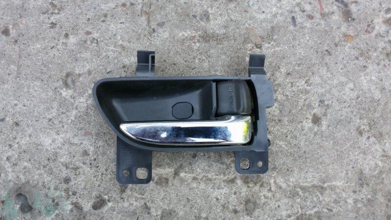 Ручка двери внутренняя Subaru Forester SH 2009 передняя правая