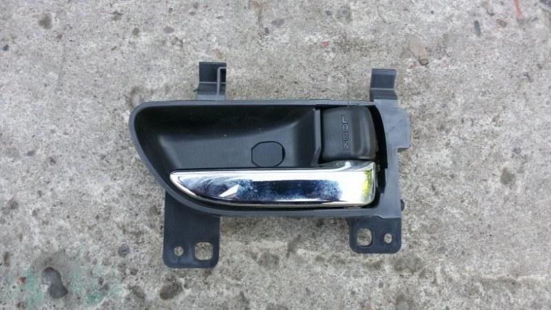 Ручка двери внутренняя Subaru Forester SH 2009 задняя правая