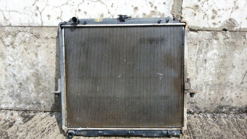 Радиатор двс Nissan Pathfinder R51 YD25 2006