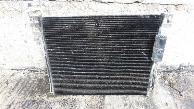 Радиатор кондиционера Nissan Pathfinder R51 YD25 2006