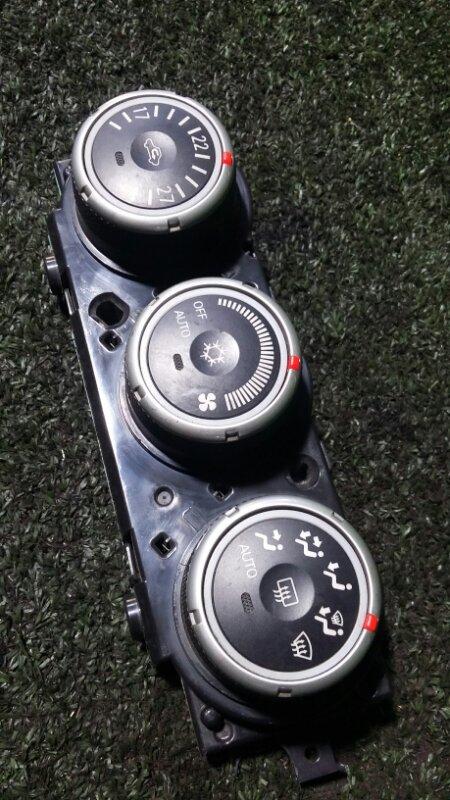Блок управления климат-контролем Mitsubishi Outlander Xl CW5W 4B12 2007