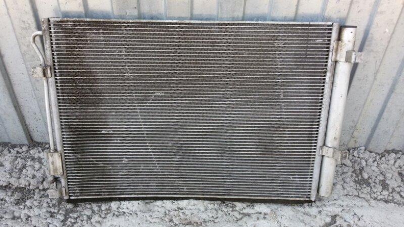 Радиатор кондиционера Hyundai Solaris G4FA 2014