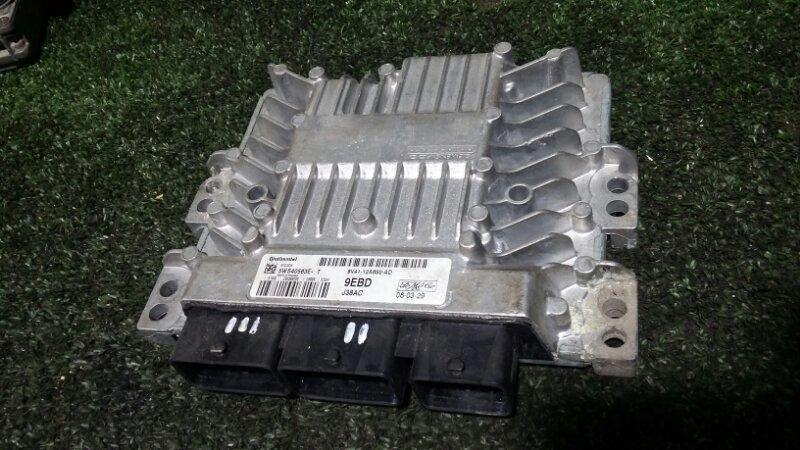 Блок управления двигателем Ford Kuga CBV G6DG 2008