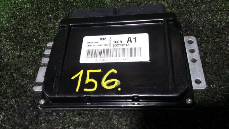 Блок управления двигателем Daewoo Matiz KLYA A08S3 2012