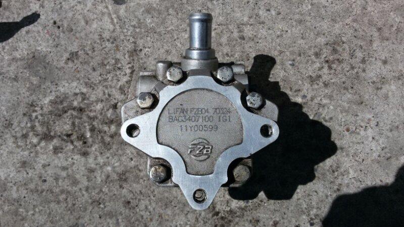 Насос гидроусилителя руля Lifan Solano 620 LF481Q3 2012
