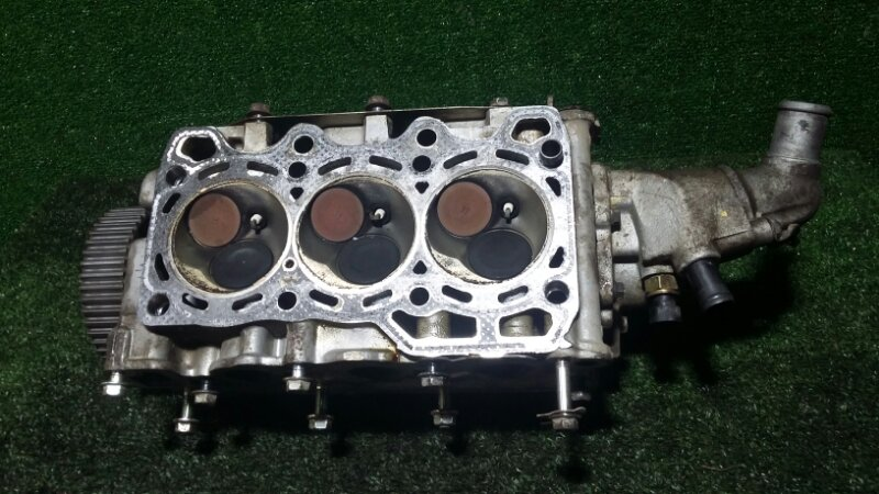 Головка блока цилиндров Daewoo Matiz KLYA F8CV 2012