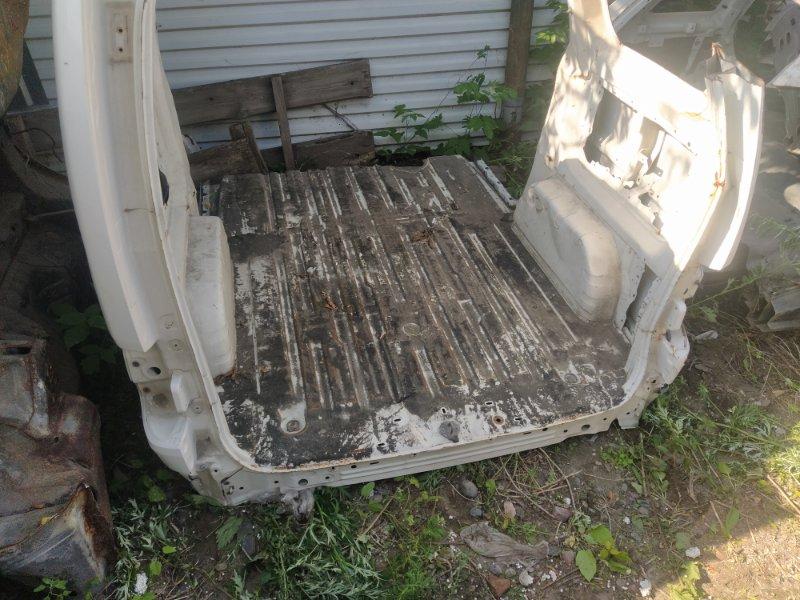 Панель кузова задняя Nissan Nv200 VM20 HR16DE 2009