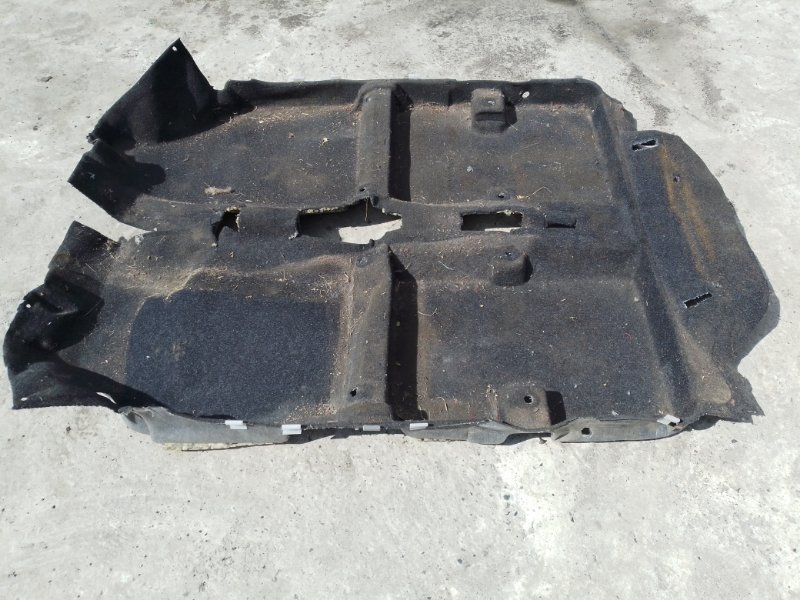 Ковер пола Daewoo Matiz KLYA F8CV 2012