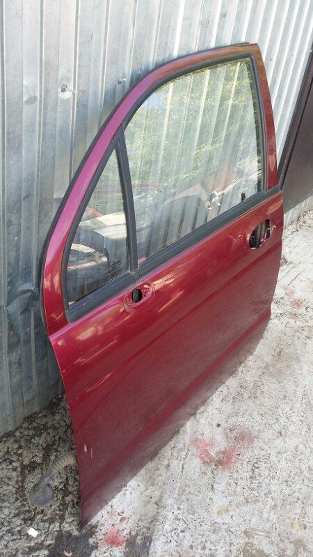 Дверь Daewoo Matiz KLYA F8CV 2012 передняя левая