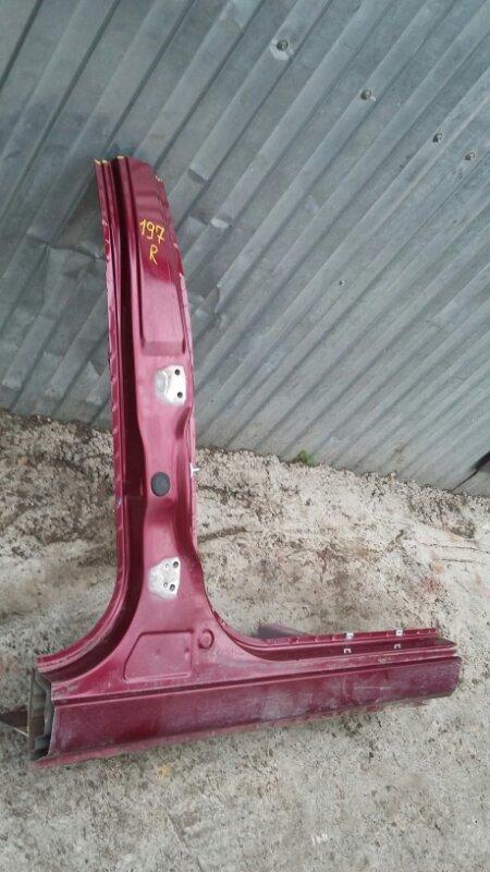 Порог Daewoo Matiz KLYA F8CV 2012 правый