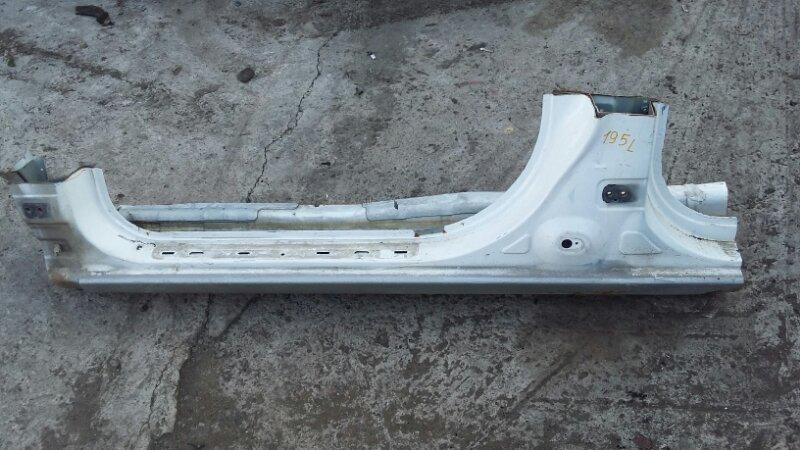 Порог Nissan R'nessa N30 SR20DE 1997 левый