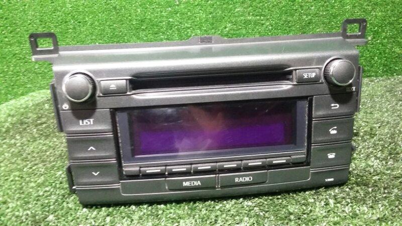 Магнитофон Toyota Rav 4 ASA44 2AR-FE 2016