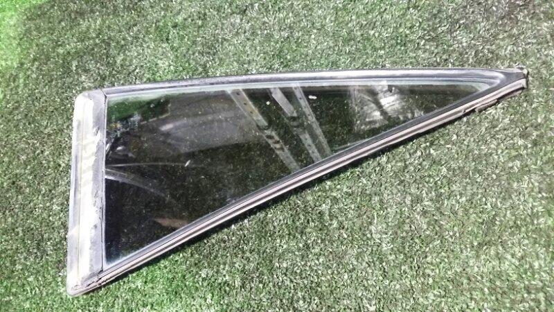 Стекло двери (глухое) Toyota Corolla CE107 3C 1999 заднее правое