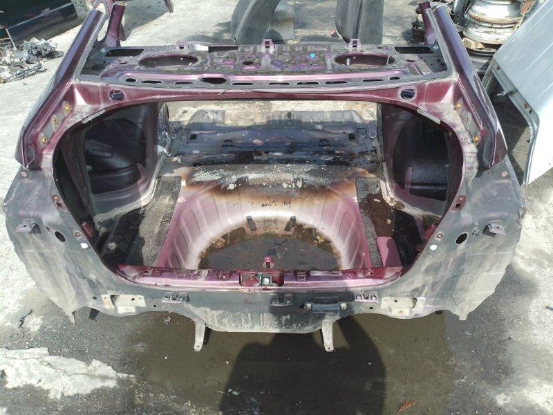 Панель кузова задняя Nissan Teana J32 VQ25DE 2010 задний