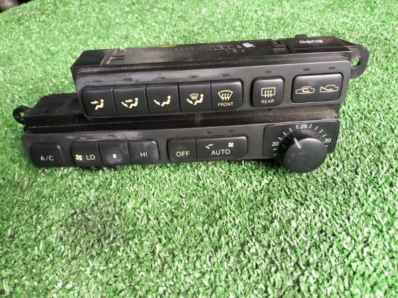 Блок управления климат-контролем Toyota Mark Ii GX90 1G-FE 1993