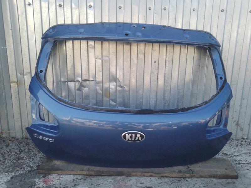 Дверь багажника Kia Ceed