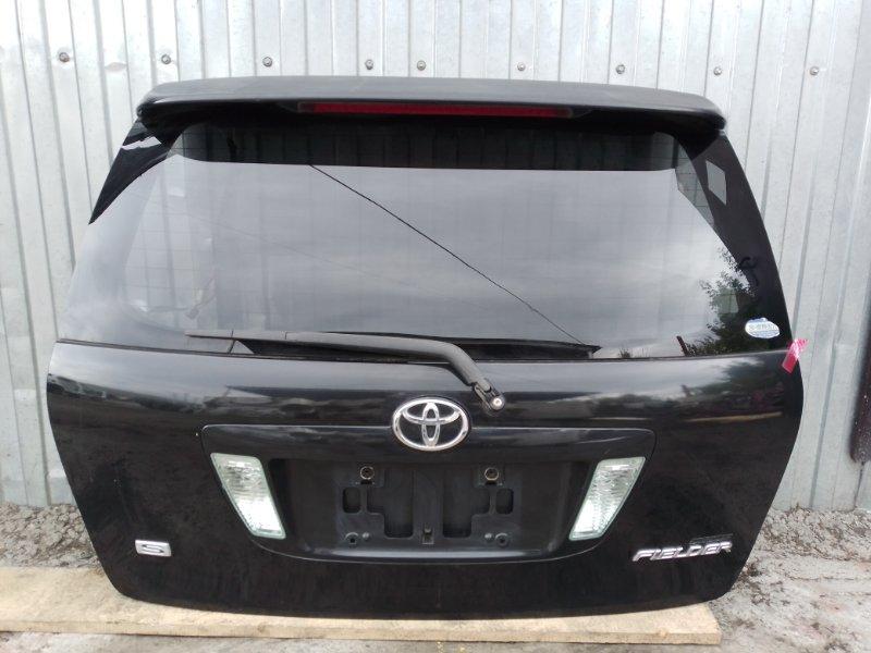 Дверь багажника Toyota Corolla Fielder ZZE122 1ZZ-FE 2005