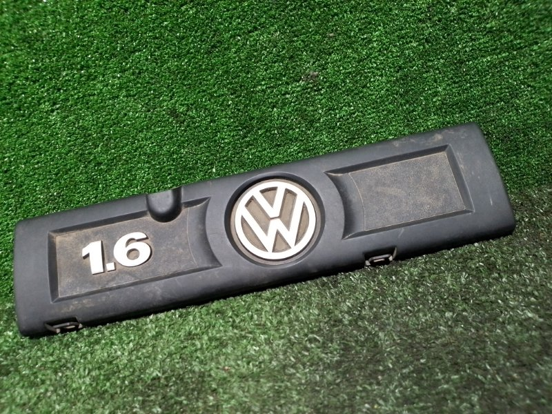 Крышка двигателя Volkswagen Polo MK5 CFN 2015