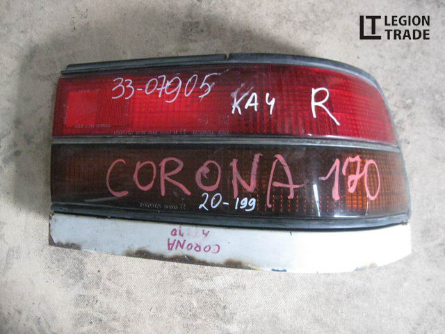 Стоп-сигнал Toyota Corona AT170 задний правый