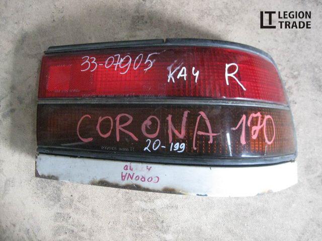 Стоп-сигнал Toyota Corona AT170 задний правый